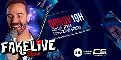 Diogo Portugal - Fake Live Show ingressos