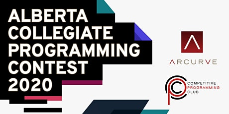 Alberta Collegiate Programming Contest 2020 tickets