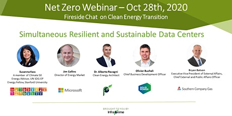 Fireside Chat on Clean Energy Transition tickets