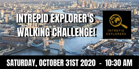 Intrepid Explorer's Walking Challenge! tickets