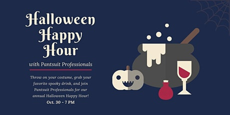 Halloween Happy Hour with Pantsuit Professionals tickets