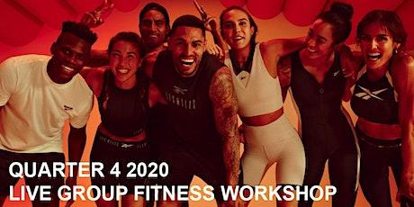 WELLINGTON - Quarter 4 Live Workshop 2020 tickets