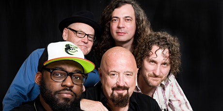 Fabulous Thunderbirds with Colossal Boss tickets