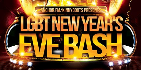 LGBT New Year's Eve Bash tickets