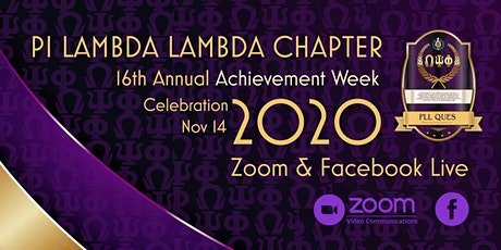 2020 Virtual Achievement Week Celebration (Hosted by the DMV Ques of PLL) tickets