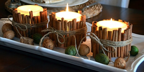Cinnamon Stick Candles tickets