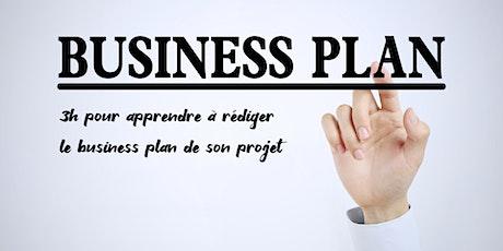 Formation en ligne Rédiger son Business Plan en 3h billets