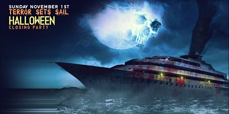 Halloween Closing Yacht Party | Cristian Arango and More tickets