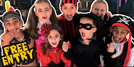 Free Kids Anti-Bully Class and Halloween party in Corona tickets