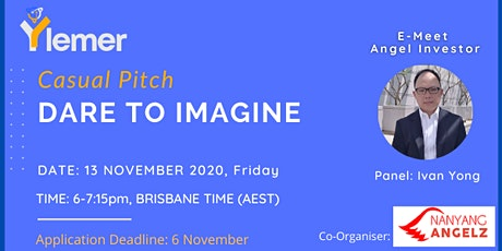 Dare to Imagine – Casual Pitch (Eps 3) tickets