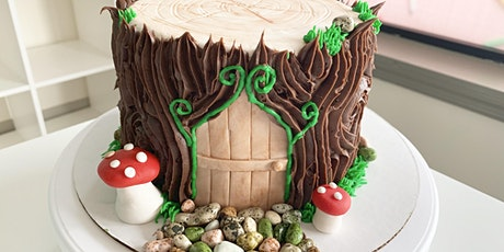 Treehouse Cake Workshop tickets