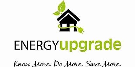 Energy Upgrade Workshop (webinar) tickets
