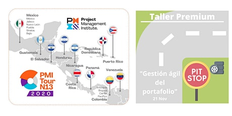Rally Virtual PMI Bajío 20-21 Pit 1: Congreso PMI Tour N13 y Taller Premium entradas