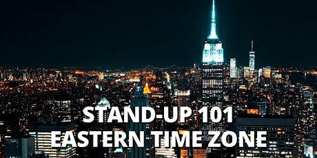 STEP BY STEP TO STAND UP COMEDY 101 |ONLINE | WKS 2-6| EDT tickets