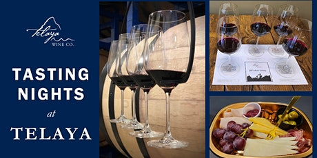 Tasting Nights at Telaya tickets