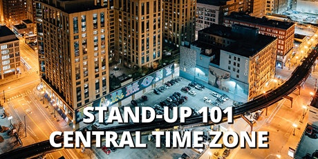 STEP BY STEP TO STAND UP COMEDY 101 |ONLINE | WKS 2-6| CDT tickets