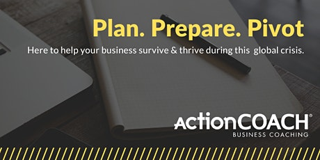 Planning, pivot and prepare your business for the present  BC economy tickets