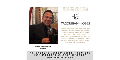 Yacoubian-Hobbs: Viken Yacoubian, Partner with Paul Hobbs tickets