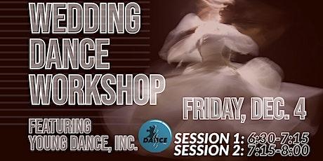Wedding Workshop Dance Lessons tickets