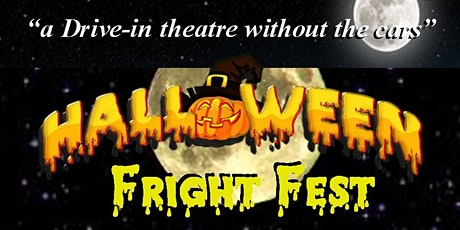 """""""FULL BLUE MOON PARTY Halloween Fright Fest Concert Under the Stars"""" tickets"""