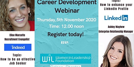 Career Development Session tickets