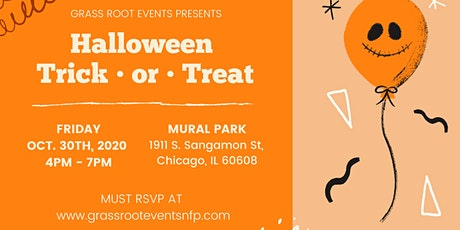 Halloween Pop-Up tickets