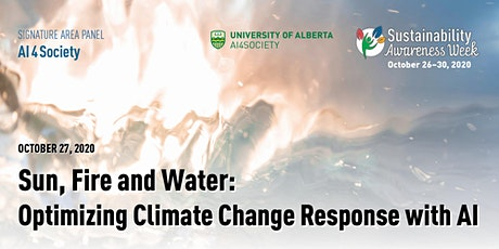 Sun, Fire & Water: Optimizing climate change responses with AI tickets