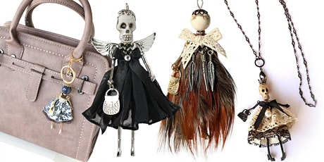 Halloween DIY Doll Pendants Workshop tickets