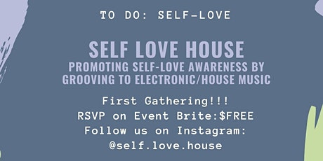 Self-Love Awareness tickets