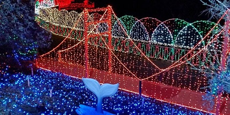 Outdoor Tent Dining at the Lights at Cambria Pines- Dec. 9th tickets