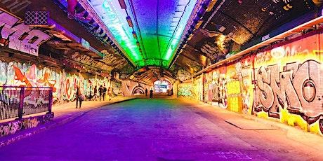 Infinity: Secret Halloween Warehouse Party tickets