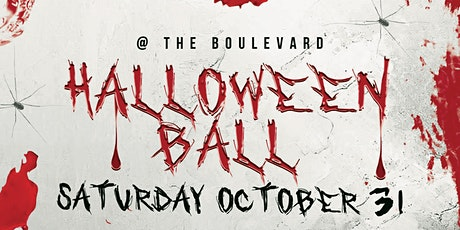 Halloween Ball 10/31 @ The Boulevard NJ - Mario Calegari & GRUPO D'FERENTE tickets