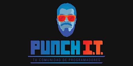"""Webinar de """"Expresiones regulares"""" by PUNCH I.T. ingressos"""