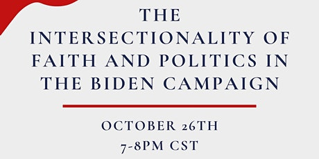 The Intersectionality of Faith & Politics in the Biden Campaign tickets