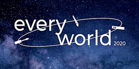 EveryWorld 2020 tickets