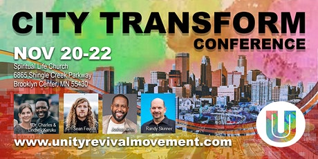 City Transform Conference tickets