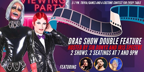 Halloween Night Viewing Party & Drag Show Double Feature! tickets
