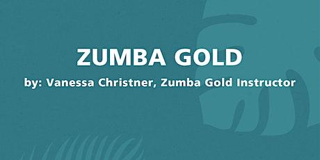 Zumba Gold tickets