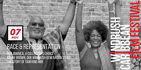 WCFF 2020: Race & Representation tickets