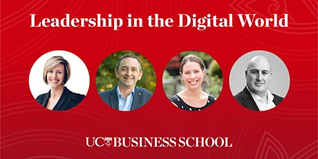 Leadership in the Digital World: Panel Discussion tickets