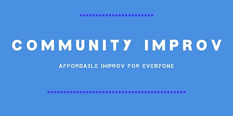 Online Improv Jam - FREE tickets