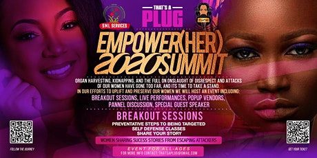 EMPOWER(HER) 2020 SUMMIT tickets