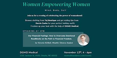 Women Empowering Women: Mind, Body, Self tickets