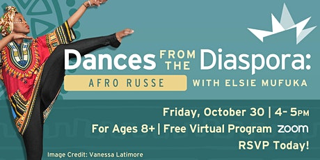 Dances from the Diaspora: Afro Russe with Elsie Mu tickets