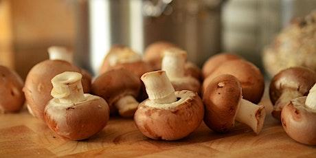 Virtual Class - Mushroom Udon Noodles (Vegan Friendly!) tickets