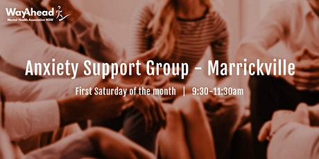 Marrickville Anxiety Support Group tickets