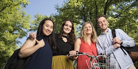 ANU Future Students: Shanghai night  澳大利亚国立大学上海之夜 tickets