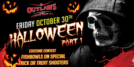 Outlaws presents Halloween Part 1 tickets