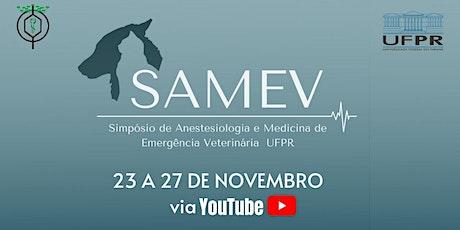 SAMEV - UFPR bilhetes