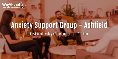 Ashfield Anxiety Support Group tickets